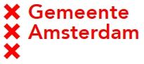 Logo - Amsterdam