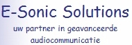 Logo - Esonic